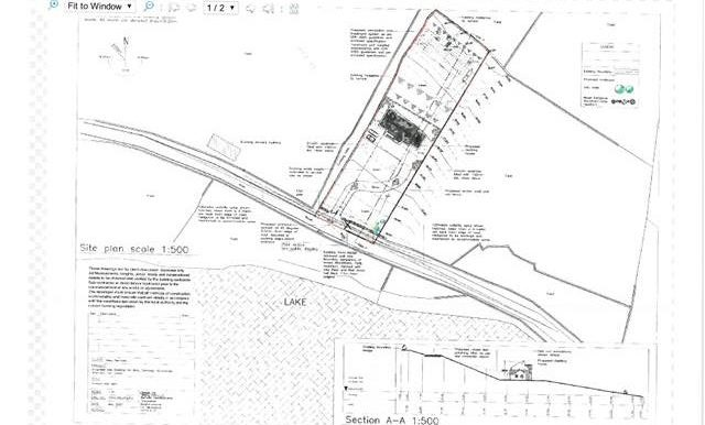 DS SITE PLAN MAP