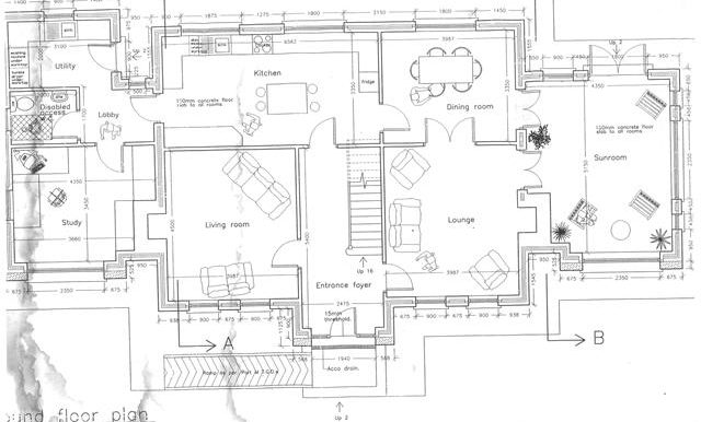 DS GROUND FLOOR PLAN