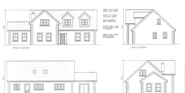 EMCC FRONT AND REAR ELEVATIONS
