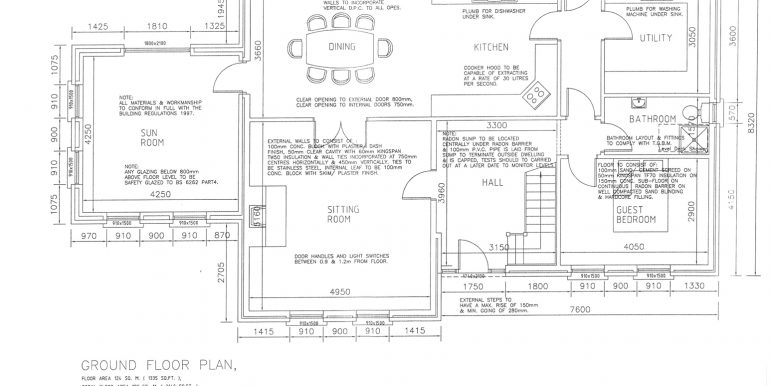 EMCC GROUND FLOOR PLAN