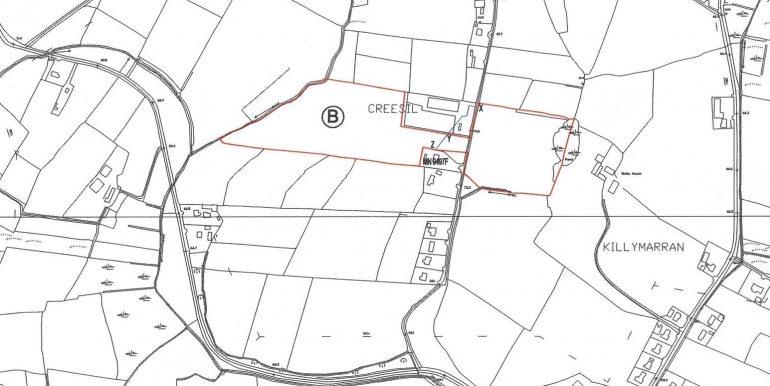 CREESIL MAP 1