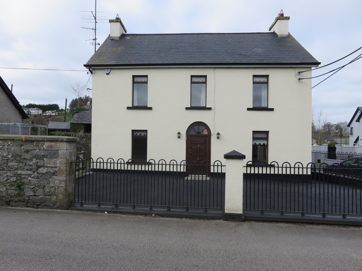 CHURCH VIEW HOUSE, BEECH CORNER, CASTLEBLAYNEY, CO. MONAGHAN. A75 Y972