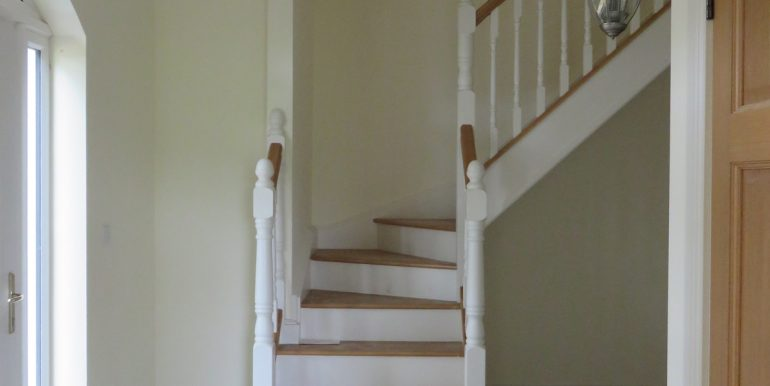 ENT HALL WITH STAIRS