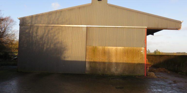 slatted shed